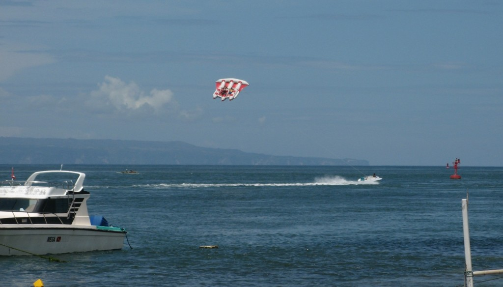 Fly fishing Bali