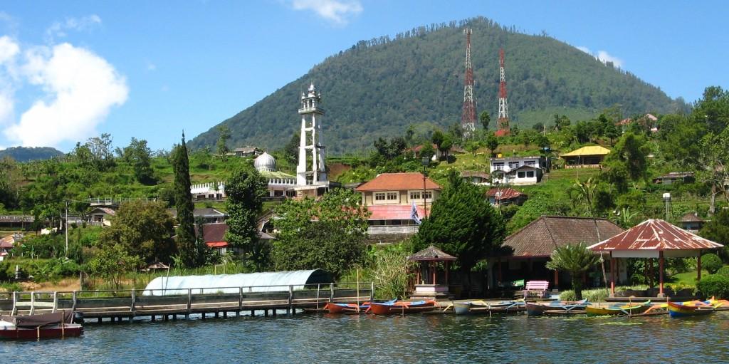Bali Bedugul mosque
